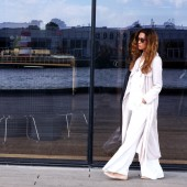 gina tricot exclusive, all dressed in white, gina tricot e
