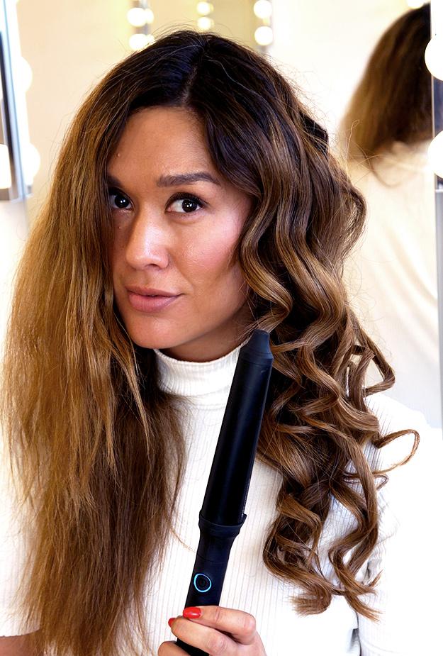 ghd curve® creative curl wand, styling med ghd curve, ghd krøller