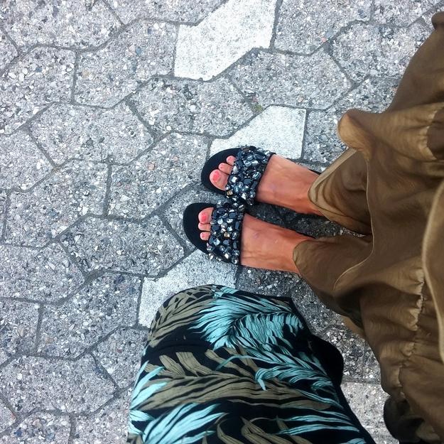 zara udsalg, zara sandaler
