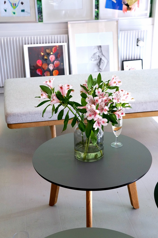 blomster lijer, stine a showroom
