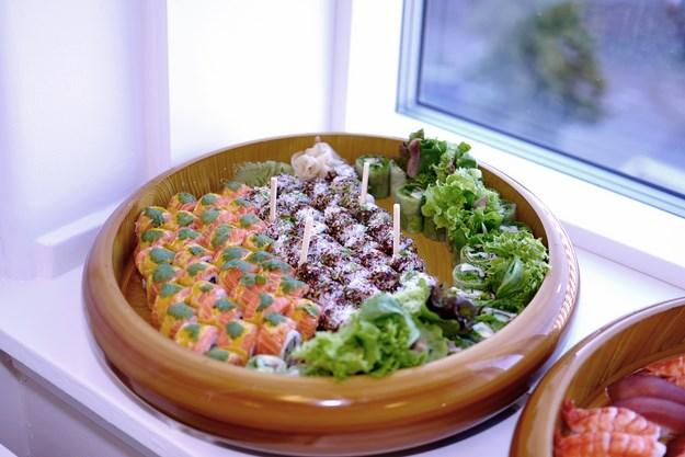 stick n sushi, sushi party, borgergade sushi