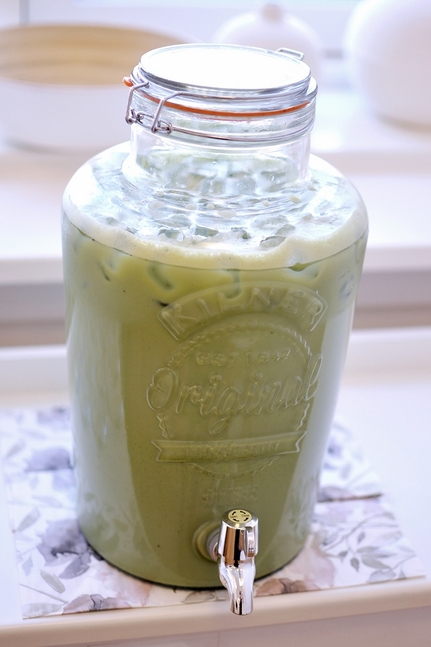 byoh, be your own hero, grøn te latte, matcha latte, matcha tea, matcha pulver, matcha ice latte, matcha ice latte vanilla,