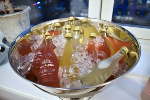 nohrlund, cocktails på flaske
