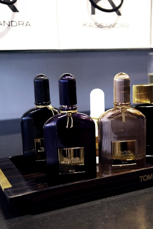 INVITATION TO EXCLUSIVE LAUNCH OF TOM FORD AT KASSANDRA