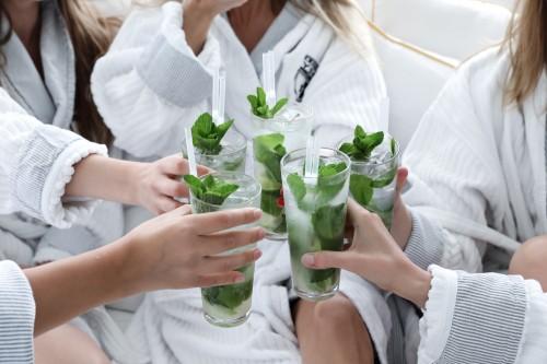 Ystad Saltsjöbad cocktails