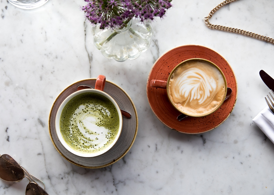 matcha latte, strandvagen 1
